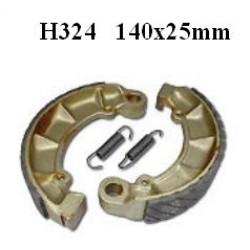 Колодки тормозные EBC H324
