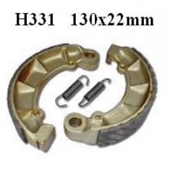 Колодки тормозные EBC H331