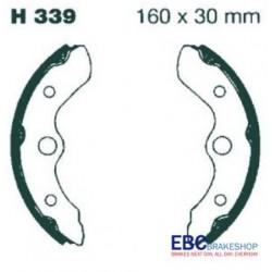 Колодки тормозные EBC H339
