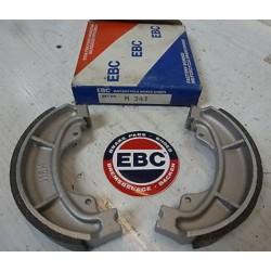 Колодки тормозные EBC H341