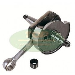 Коленвал scooter Vespa V50 2T, Crankshaft Pin Ø12 Top Performances IM07005
