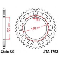 JT звезда задняя JTA1793