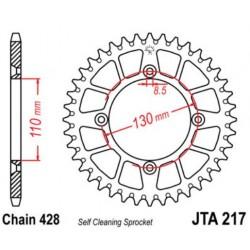 JT звезда задняя JTA217