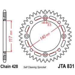 JT звезда задняя JTA831
