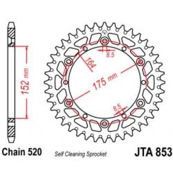 JT звезда задняя JTA853