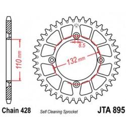 JT звезда задняя JTA895