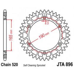 JT звезда задняя JTA896