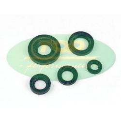 Комплект сальников коленвала TOP для Piaggio Gilera, Aprilia, Derbi, Vespa 50, 2t,  Oil Seal For Crankshaft K070080 (482314, 482315)