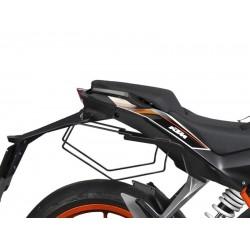 Крепление для боковых сумок Shad для KTM Duke 125, 200, 390, SIDE BAG HOLDER FOR SOFT BAGS K0DK34SE