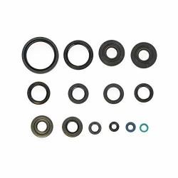 Сальники двигателя набор Athena для Kawasaki KVF 750, Engine Oil Seals Kit P400250400029