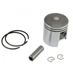 Поршень в комплекте Mitaka 56.75 mm для Suzuki TS125R, piston kit 01.3007