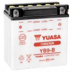 Аккумуляторная батарея Yuasa YB9-B