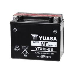Аккумуляторная батарея Yuasa YTX12-BS