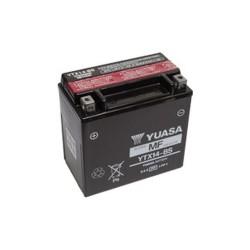 Аккумуляторная батарея Yuasa YTX14-BS