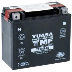 Аккумуляторная батарея Yuasa YTX20L-BS