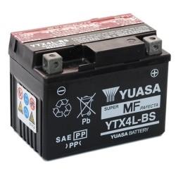 Аккумуляторная батарея Yuasa YTX4L-BS