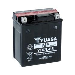 Аккумуляторная батарея Yuasa YTX7L-BS