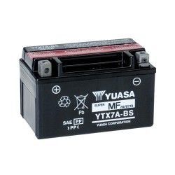 Аккумуляторная батарея Yuasa YTX7A-BS
