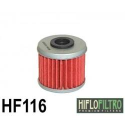 Фильтр масляный HF116, oil filter