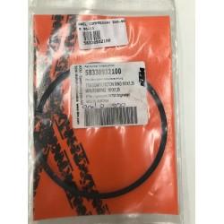 Кольцо компрессионное оригинал KTM LC4 640  101X1,25 piston ring 58330932100