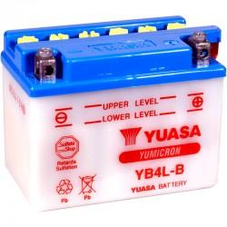 Аккумуляторная батарея Yuasa YB4L-B